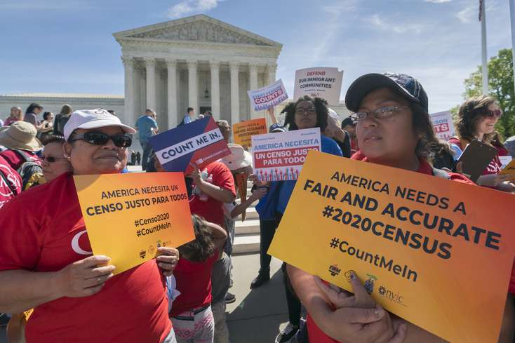 The Supreme Court blocks Census citizenship question for now. Here's why that matters to Florida.