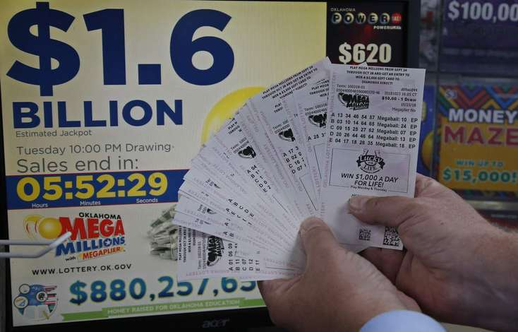 Lottery ticket warnings get vetoed by Ron DeSantis